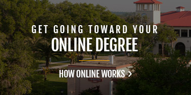 Start your online degree today!