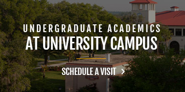Visit the Saint Leo University campus